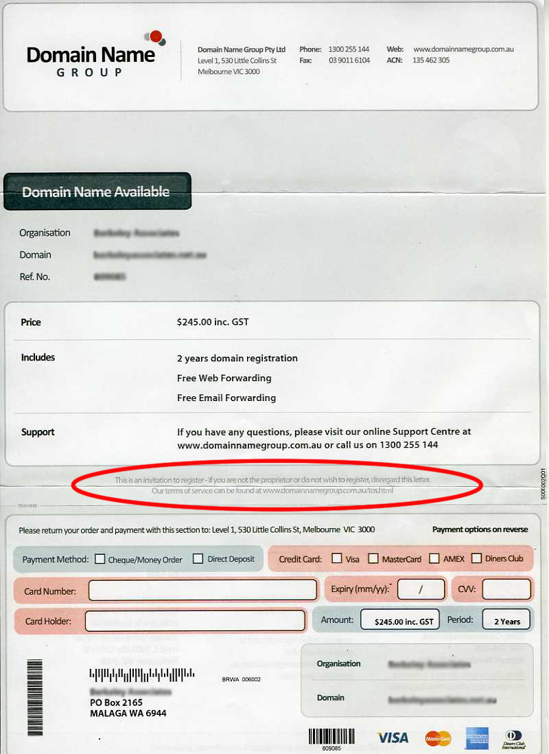 News – Page 5 – Hostaway Intended For Domain Name Invoice