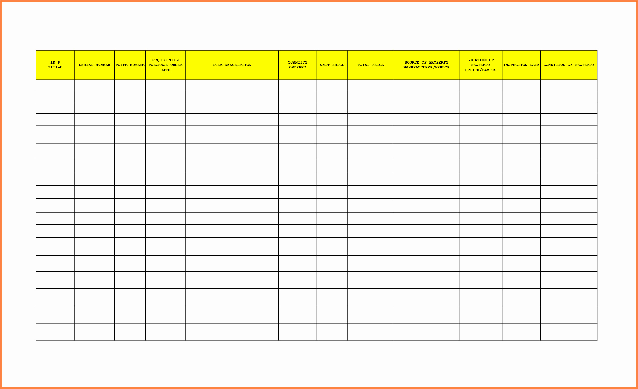 Office Supplies Inventory Template Lovely 14 Inspirational Fice Inside Office Supply Spreadsheet