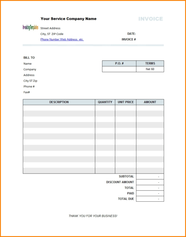 Open Office Invoice Template Contemporary Photo 11 856 Invoice For Open Office Invoice Templates
