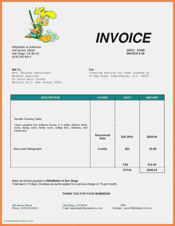 Open Office Templates Invoice Billing Template Tax Free Sales For With Open Office Invoice Templates