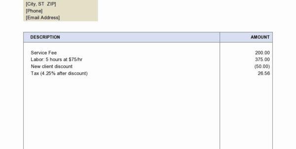 Openoffice Invoice Template. Free Invoice Templates For Word Excel For Invoice Template Open Office