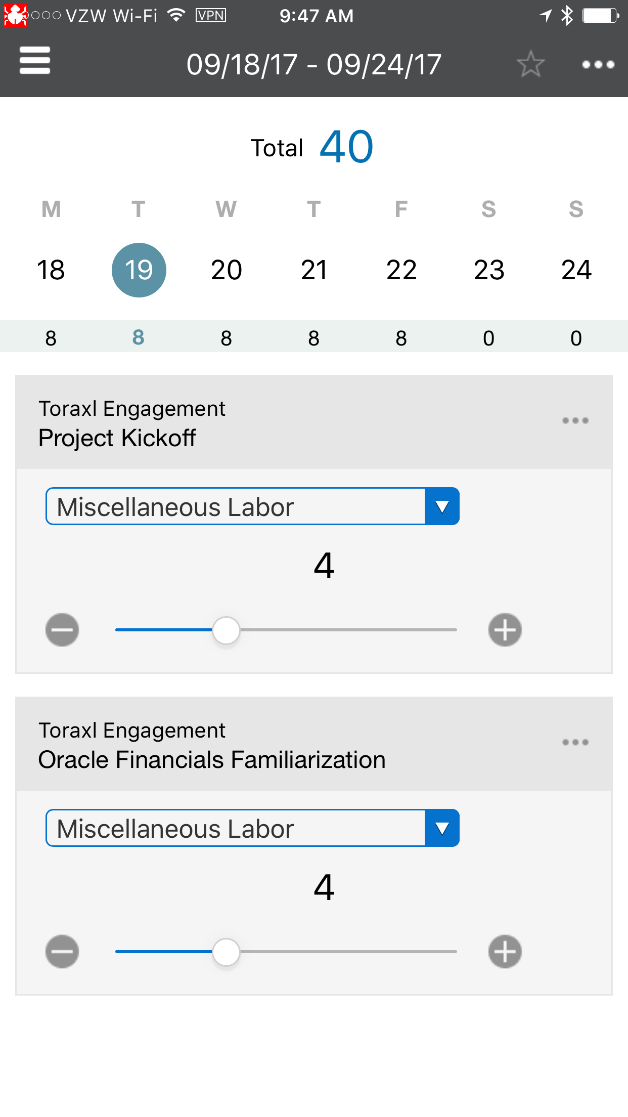 Oracle Project Portfolio Management Cloud R13 (Updates 17B   17D) Inside Keeping Track Of Projects Spreadsheet