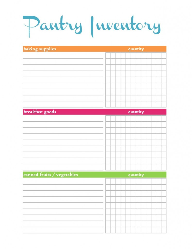 Pantry Inventory Spreadsheet As Online Spreadsheet Wedding With Food Pantry Inventory Spreadsheet