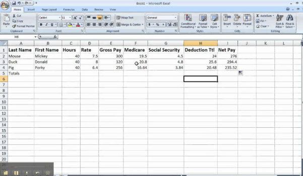 Payroll Spreadsheet 2018 Budget Spreadsheet Excel Nfl Weekly Pick Em In Excel Spreadsheet For Payroll
