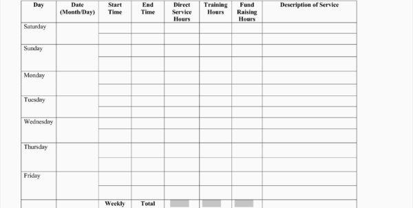 Payroll Timesheet Template Free – New Top Directory Within Payroll Timesheet Template