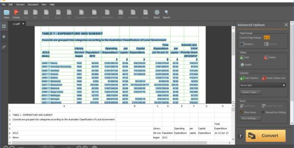 Pdf In Excel Konvertieren Und Convert Pdf To Excel Spreadsheet Throughout Convert Pdf To Excel Spreadsheet