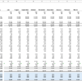 Planning Your Cash Flow Budget   Sofra Partners In Business Cash Flow Spreadsheet