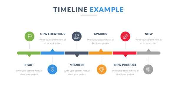 Powerpoint Timeline Template | Free Ppt Office Timeline For Powerpoint Inside Project Timeline Template Ppt Free