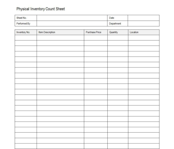 Printable Inventory Count Sheets Save.btsa.co In Basic Inventory And Basic Inventory Spreadsheet Template