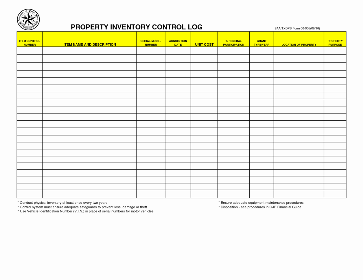 Printable Inventory Log   Restaurant Interior Design Drawing • And Printable Blank Inventory Spreadsheet