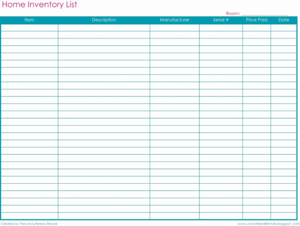 Printable Liquor Inventory Sheets Lovely Liquor Inventory Template And Printable Inventory List Template