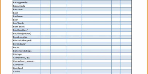 Product Inventory Sheet Template   Tagua Spreadsheet Sample Collection In Basic Inventory Spreadsheet Template