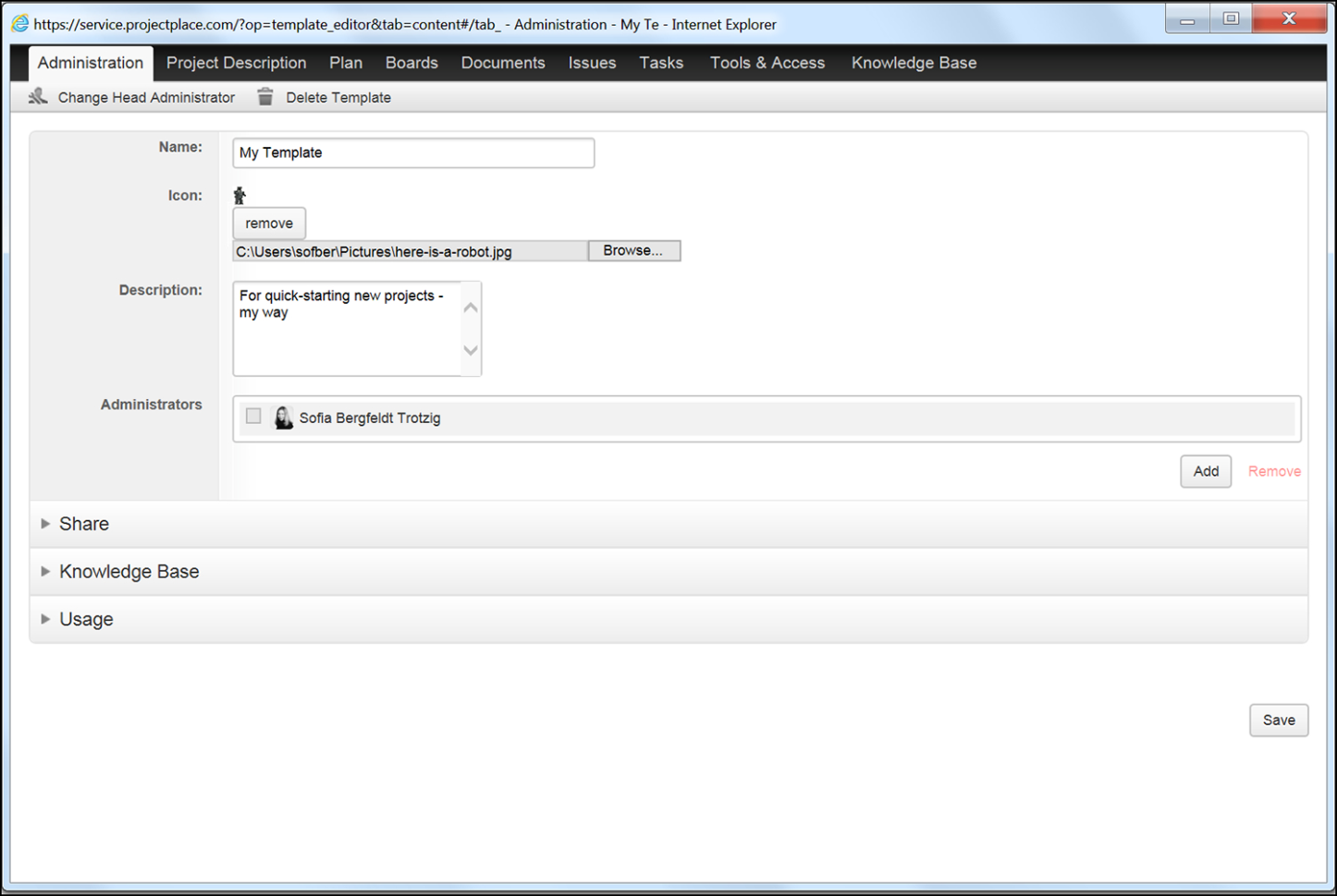 Project Management Templates In Projectplace To Spreadsheet For Project Management