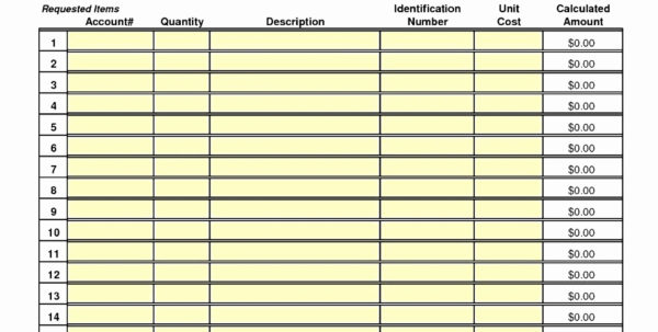 Purchase Order Tracking Excel Spreadsheet New Purchase Order Request To Purchase Order Spreadsheet