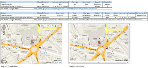Put A Google Map In Your Spreadsheet – Ococarbon To Map Multiple Locations From Excel Spreadsheet