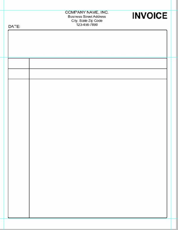 Quickbooks Invoice Excel Template Quickbooks Invoice Template Excel Throughout Invoice Template Quickbooks