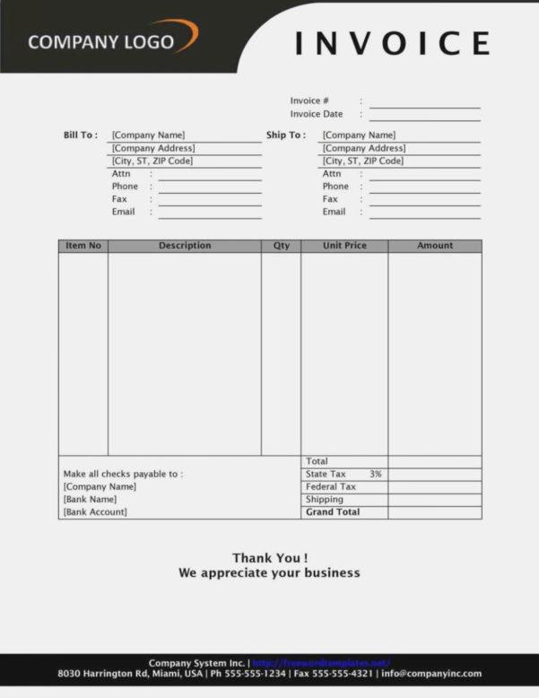 Quickbooks Online Invoice Templates With Cash Invoice Format Inside Quickbooks Invoice Templates