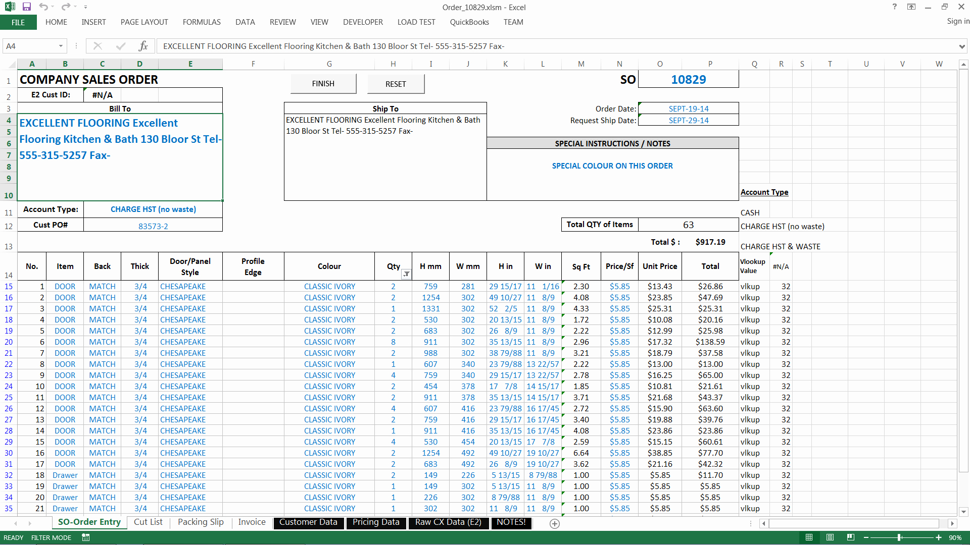 Quote Tracking Spreadsheet Awesome Sales Po Citypora   Documents Within Sales Quote Tracking Spreadsheet