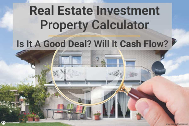 Real Estate Calculator For Analyzing Investment Property Within Real Estate Investment Calculator Spreadsheet