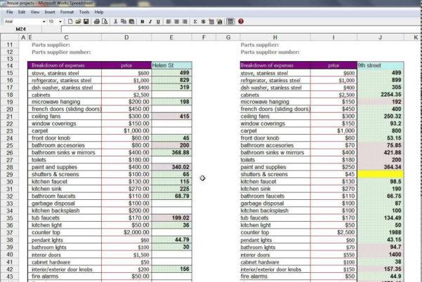 Real Estate Flip Spreadsheet | Sosfuer Spreadsheet Intended For Property Flipping Spreadsheet