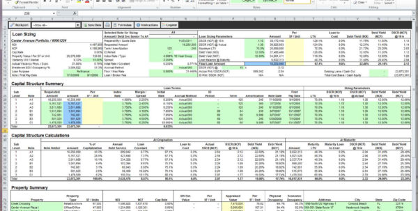 Real Estate Investment Analysis Excel Spreadsheet As Free With Real Estate Flip Spreadsheet