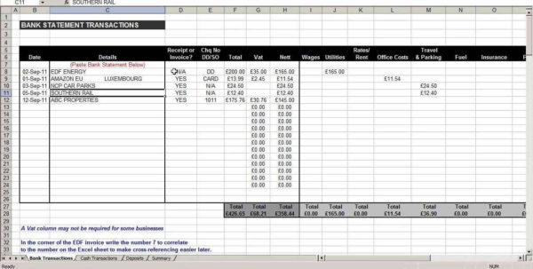 Record Keeping Template For Small Business | Visiteedith Sheet In Free Excel Spreadsheet Templates For Small Business Free Excel Spreadsheet Templates For Small Business Spreadsheet Software