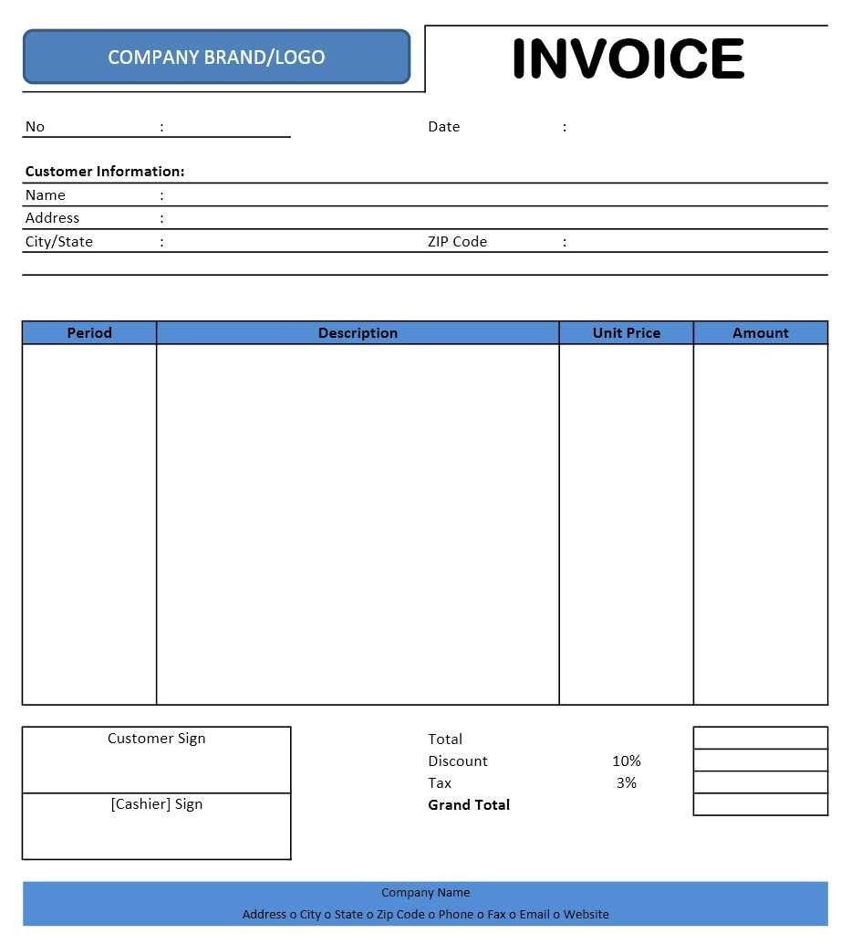 Rent Bill Format Baskan.idai.co Simple Rental Invoice Template With Rent Invoice Template