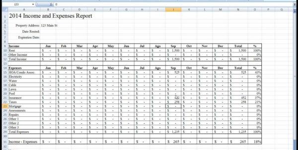 Rental Property Expense Tracking Spreadsheet | Homebiz4U2Profit Throughout Property Management Expenses Spreadsheet Property Management Expenses Spreadsheet Spreadsheet Software