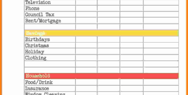 Rental Property Income And Expense Spreadsheet Awesome Household Throughout Rental Expense Spreadsheet