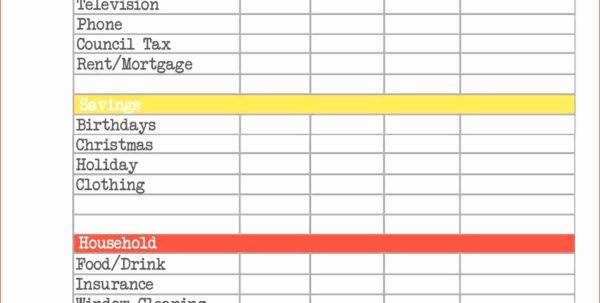 Restaurant Expenses Spreadsheet Best Of Restaurant Expenses With Profit And Expense Spreadsheet
