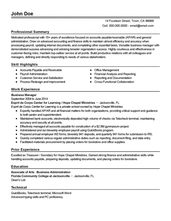 Resume : Professional Accounts Payable Receivable Clerk Templates Inside Free Accounts Payable Templates
