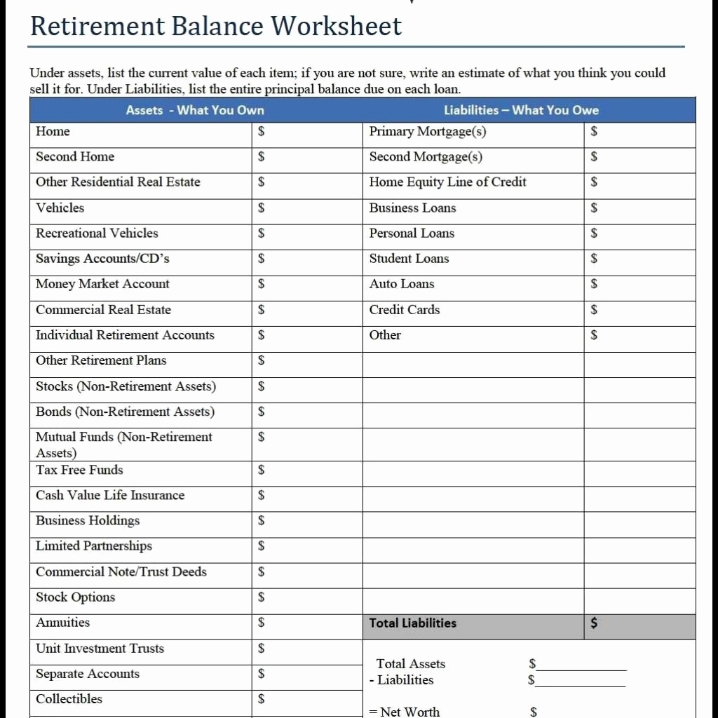Retirement Income Planning Spreadsheet Elegant Retirement Bud For Estate Planning Spreadsheet