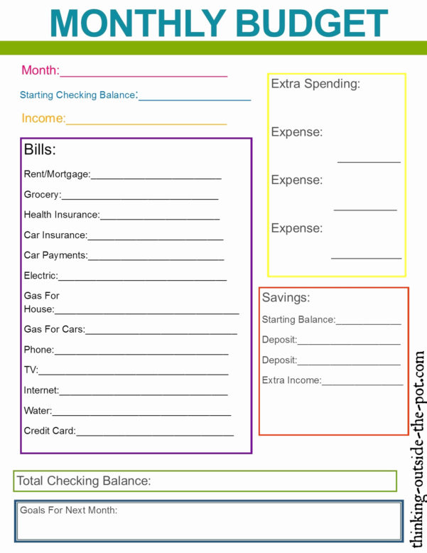 Retirement Planning Spreadsheet Templates Inspirational Monthly In Retirement Planning Spreadsheet Templates
