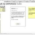 Revenue And Expenses Tracker   Savvy Spreadsheets In Business Expense Tracker Excel Template