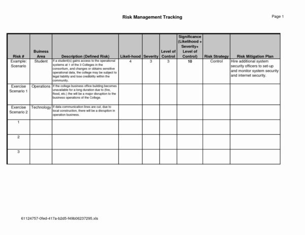 Risk Matrix Template Excel New Excel Spreadsheet Training Free And And Excel Spreadsheet Training Free