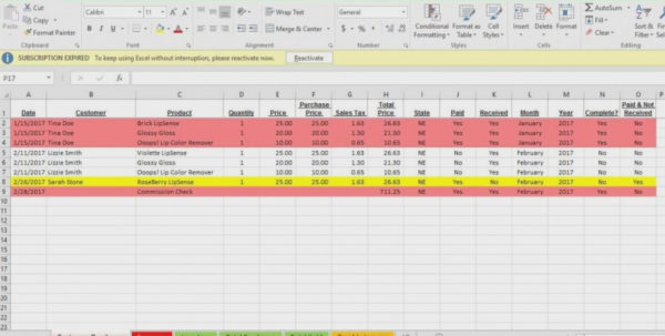 Sales Lead Tracking Sheet Spreadsheet Template Excel Tracker For Sales Lead Tracking Excel Template
