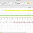 Sales Team Headcount Forecast Spreadsheet   The Saas Cfo Intended For Sales Spreadsheets