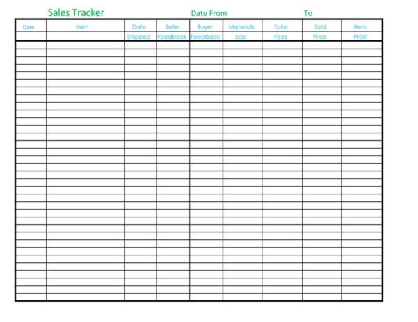 Sales Tracking Spreadsheet Template | Sosfuer Spreadsheet With Ticket Sales Tracking Spreadsheet