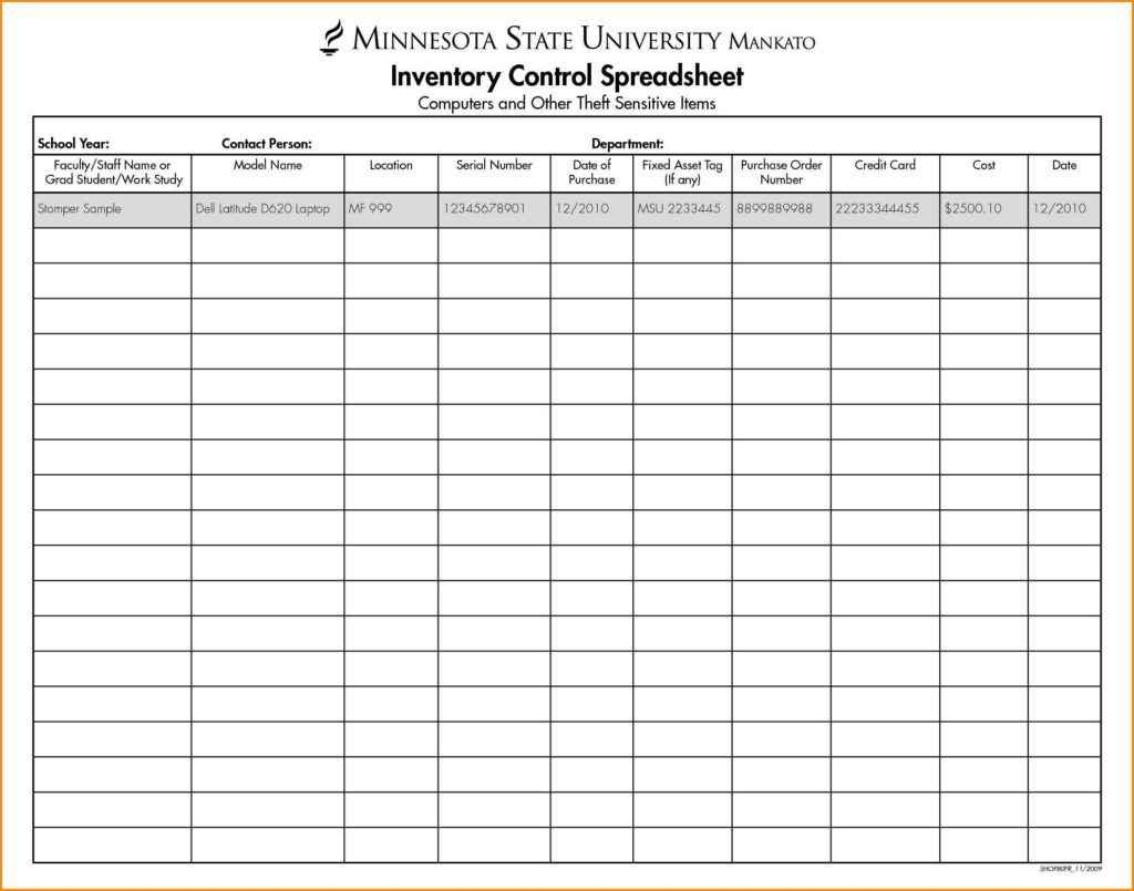 Sample Bar Inventory Sheet | Papillon Northwan With Bar Inventory Spreadsheet Template Free