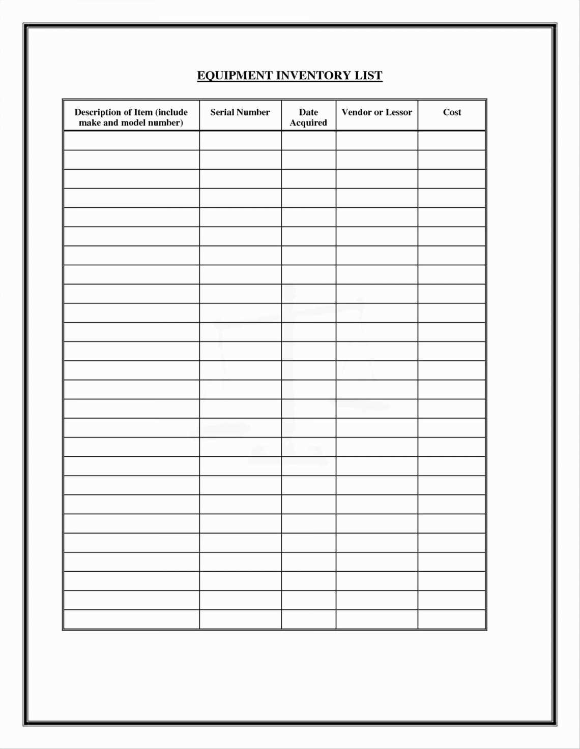 Sample Bar Inventory Spreadsheet Cattle Inventory Spreadsheet Within Basic Inventory Spreadsheet Template