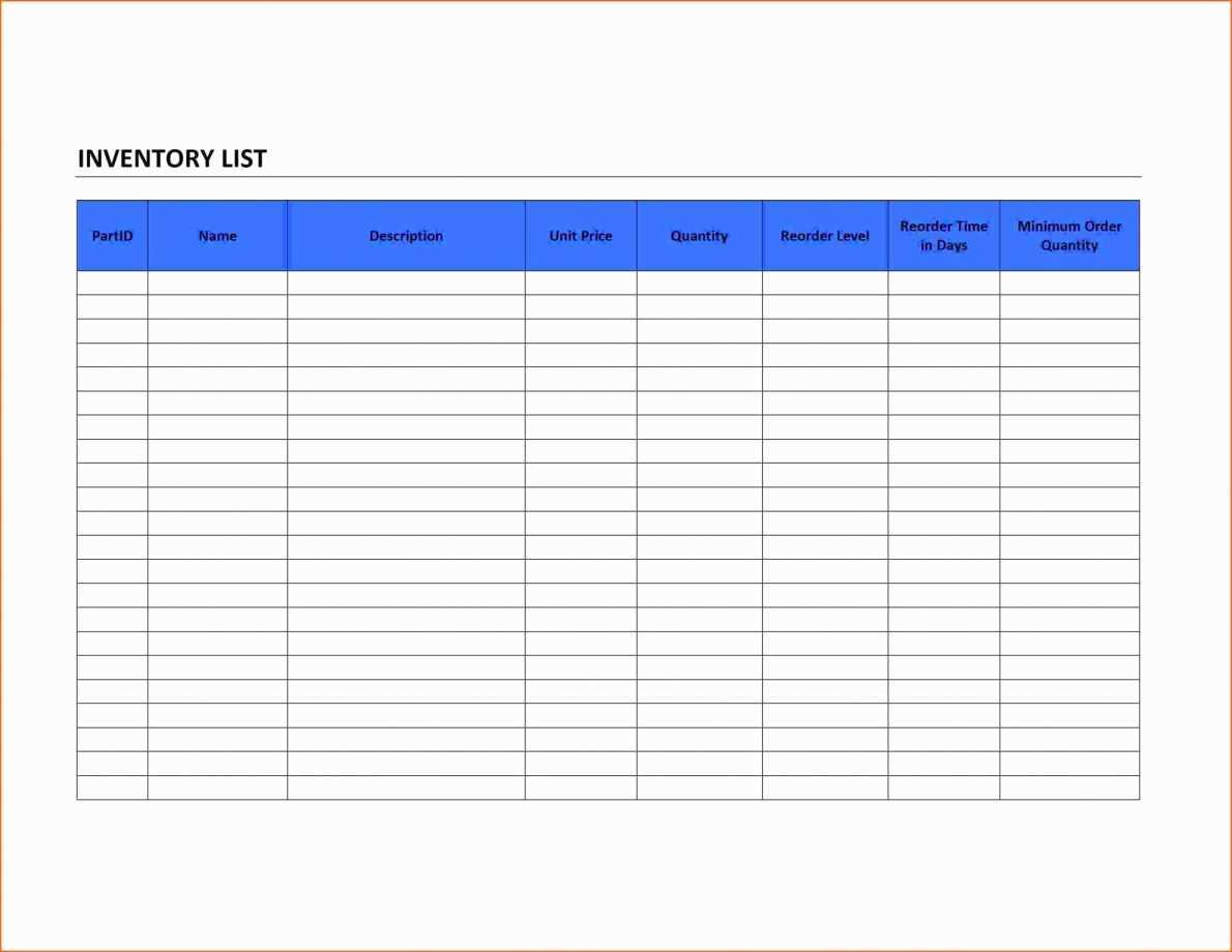 Sample Excel Inventory Spreadsheets Ebay Inventory Excel Template For Inventory Spreadsheets