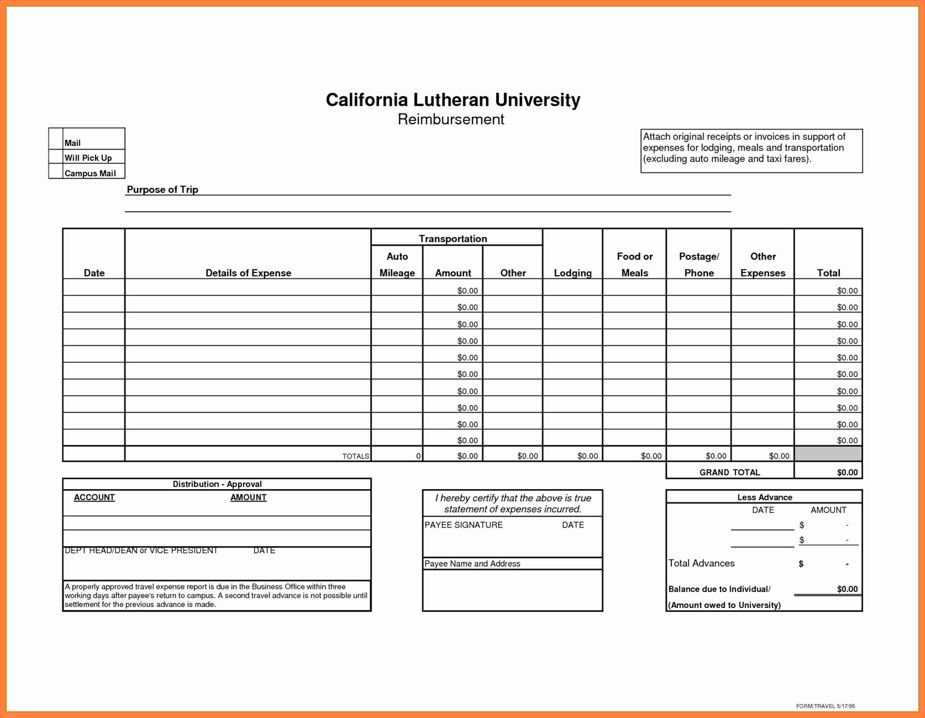 Sample Expense Report For Small Business Inspirational Sample With Office Expense Report