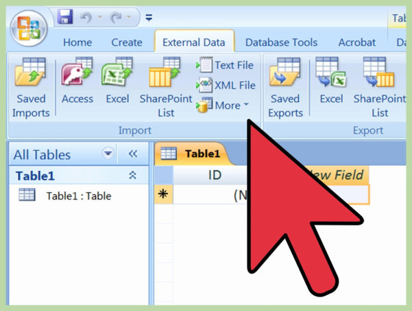 Scan To Spreadsheet Fresh How To Import Excel Into Access 8 Steps With Scan To Spreadsheet