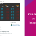 Share Spreadsheets Into Slack – App Takes Data Interoperability To And Spreadsheets App