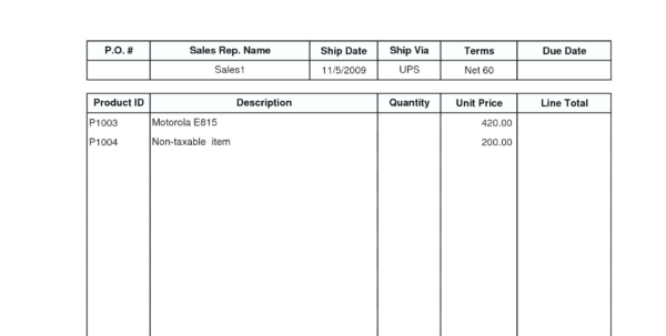 Shipping Invoice Template 5   Colorium Laboratorium Intended For Shipping Invoice Template