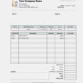 Shipping Invoice Template – Unitedijawstates – Invoice And Resume Ideas To Shipping Invoice Template