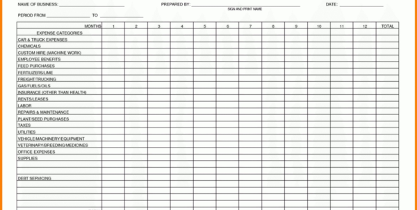 Simple Business Expense Spreadsheet With 9 Expense Sheet Template In Simple Business Expense Spreadsheet