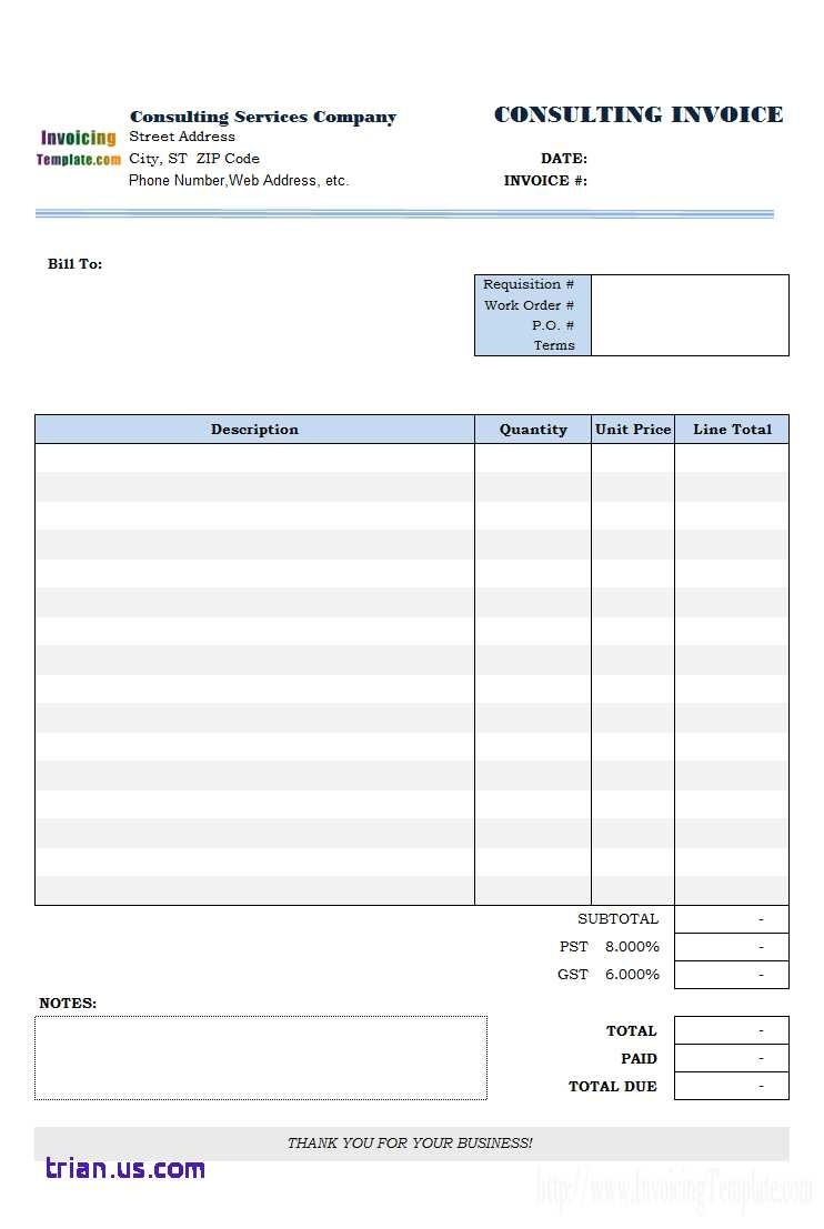 Simple Excel Invoice Template Mac | Invoice Template Excel Mac For Invoice Templates For Mac