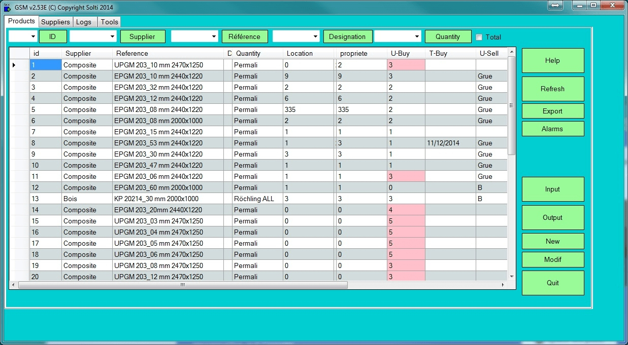 Simple Inventory Manager Download With Inventory Control Software In To Inventory Control Software In Excel Free Download