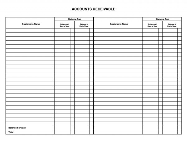 Small Business Accounting Excel Template Accounting Spreadsheet In Accounting Excel Templates Free Download